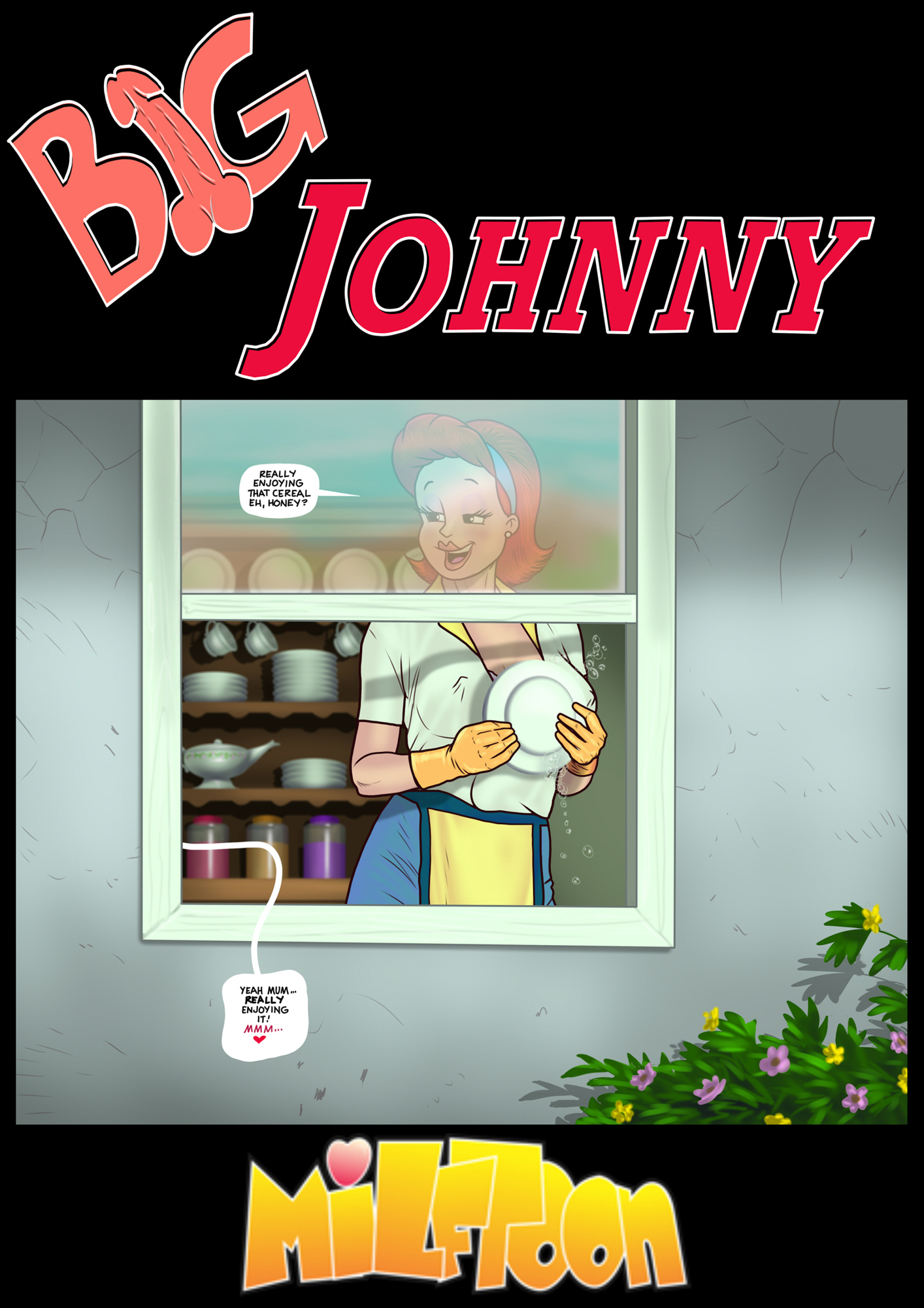 SureFap xxx porno Little Johnny the Movie - [Milftoon] - Big Johnny