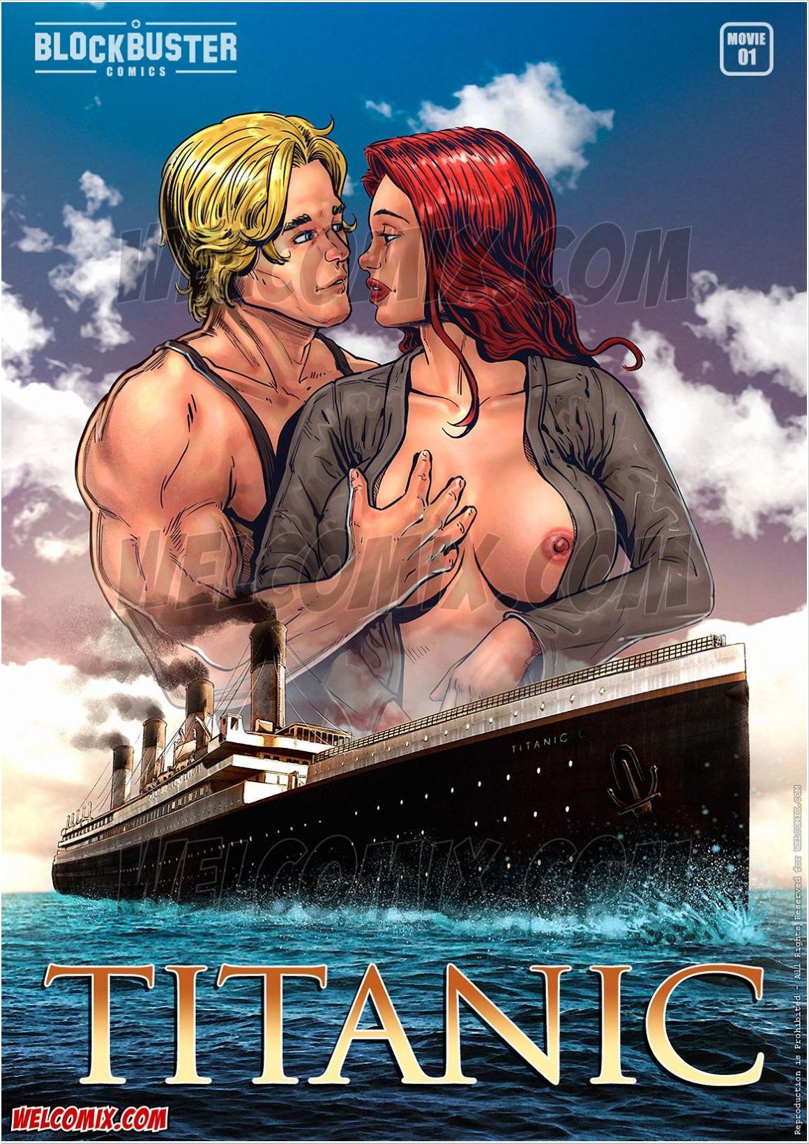SureFap xxx porno Titanic - [WelComix] - BlockBuster Comics 01 - Titanic
