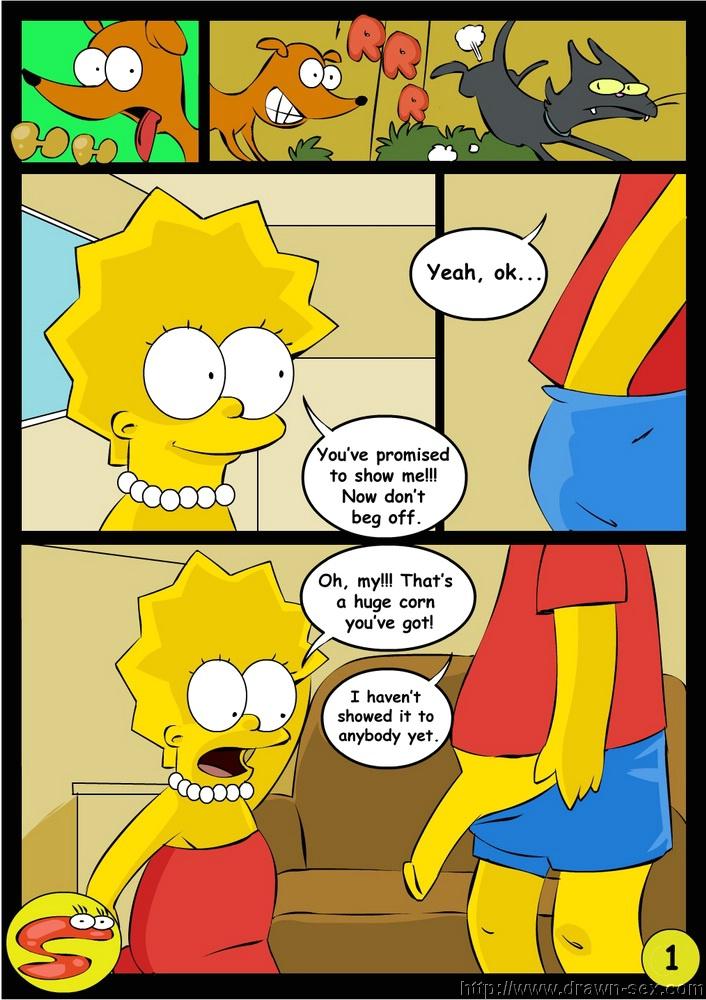 SureFap xxx porno The Simpsons - [Drawn-Sex][Okunev] - Long Day Part.1