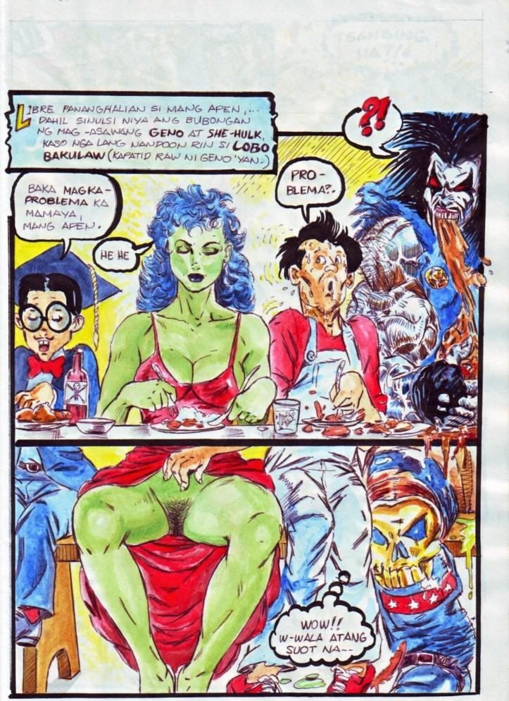 SureFap xxx porno Crossover Heroes - [Pandoras Box(PBX)] - PBX Marvel & DC Comics