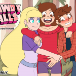 Gravity Falls — [Incognitymous] — Bawdy Falls