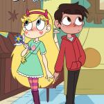Star Vs The Forces Of Evil — [Area] — Between Friends