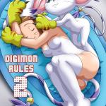 Digimon Adventure - [Palcomix][DigiHentai] - Digimon Rules 2
