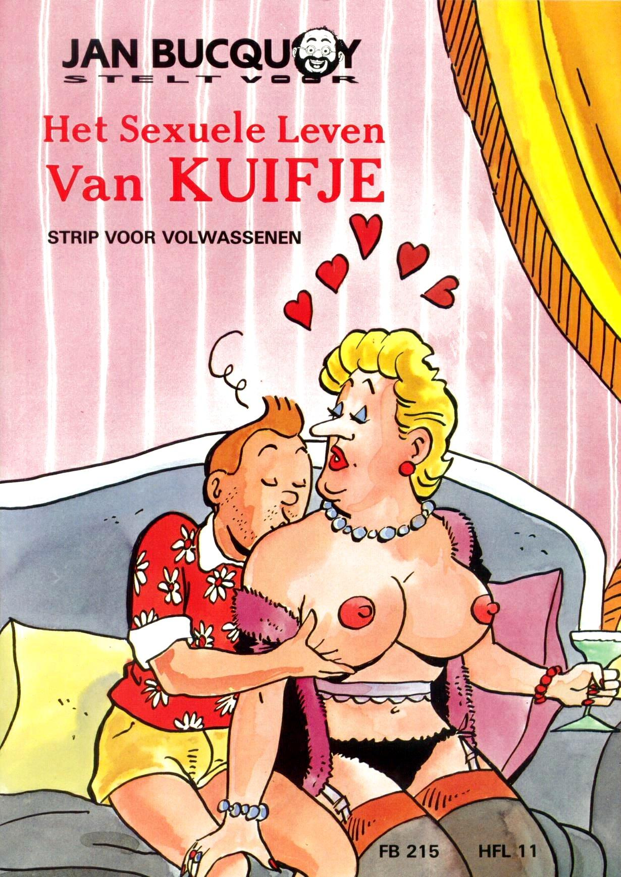SureFap xxx porno The Adventures of Tintin - [Jan Bucquoy] - La Vie Sexuelle De Tintin - Het Sexuele Leven Van Kuifje (1993) - Deel 1&2 [FULL 64 PAGE]