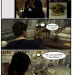 Tomb Raider - [Sasha2000Dog] - Lara Croft 3d Comic - Negotiation
