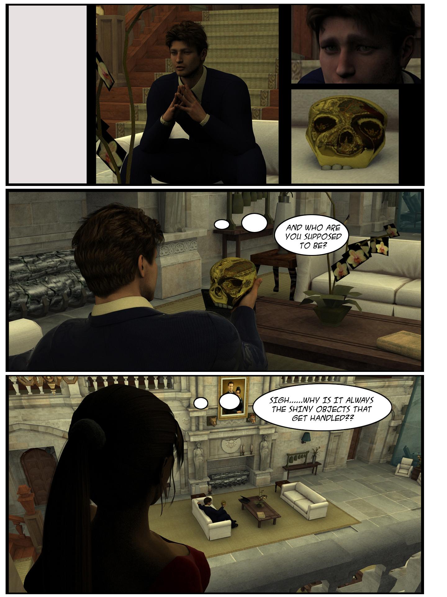 SureFap xxx porno Tomb Raider - [Sasha2000Dog] - Lara Croft 3d Comic - Negotiation