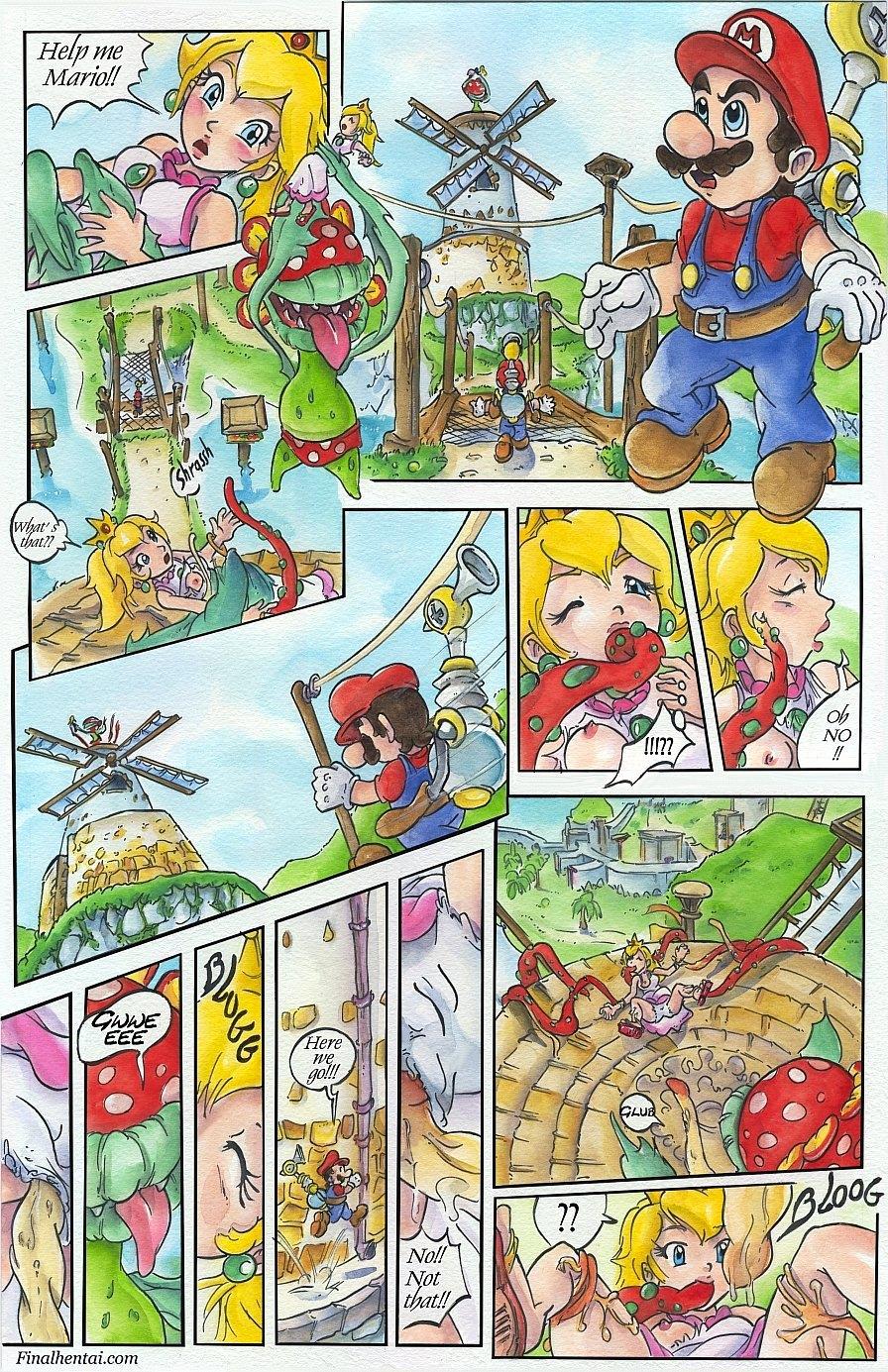 SureFap xxx porno Super Mario Bros - [Passage] - Super Mario Sunshine