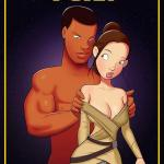 Star Wars — [JKRcomix][DirtyComics] — Star Porn — The Cock Awakens