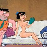 The Flintstones - [PornCartoon][Nail] - Good Exchange Of Wives