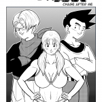 Dragon Ball - [FunsexyDragonBall (FunSexyDB)] - Chase After Me: Goten x Marron x Trunks