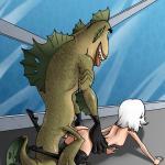 Monsters Vs Aliens - [Drawn-Sex][Multik] - New Life