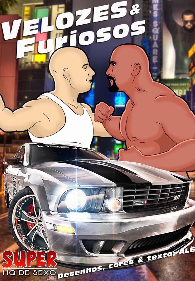 SureFap xxx porno The Fast and the Furious - [Ale][TZ Comix] - Velozes e Furiosos
