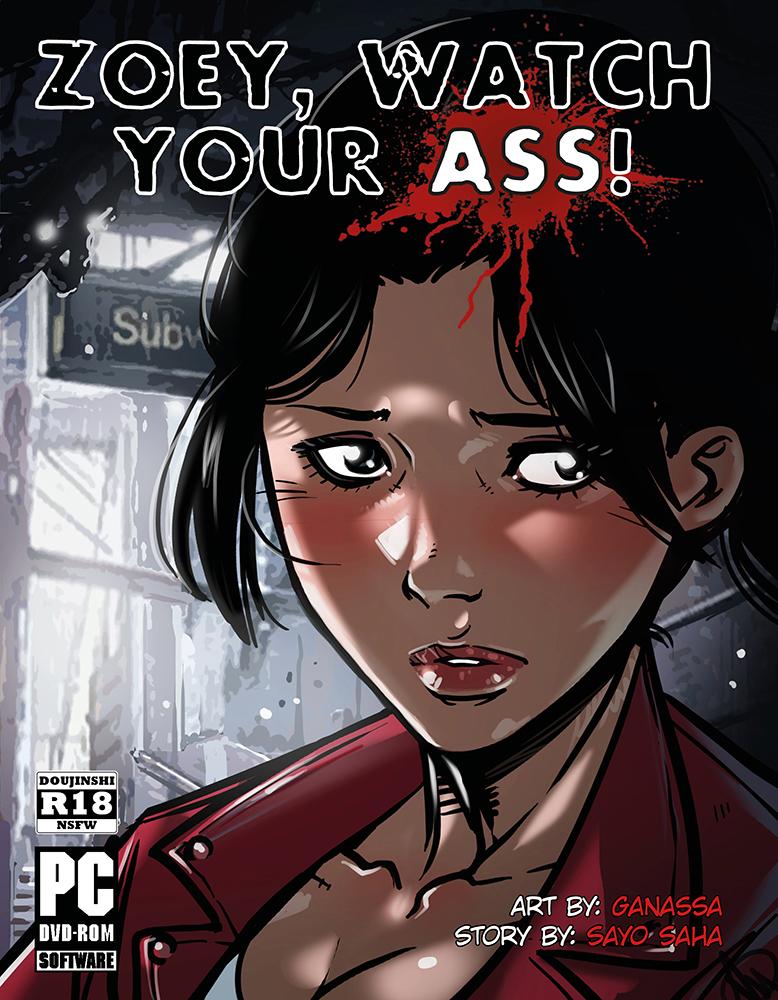 SureFap xxx porno Left 4 Dead - [Ganassa] - Zoey! Watch Your Ass! 1-2