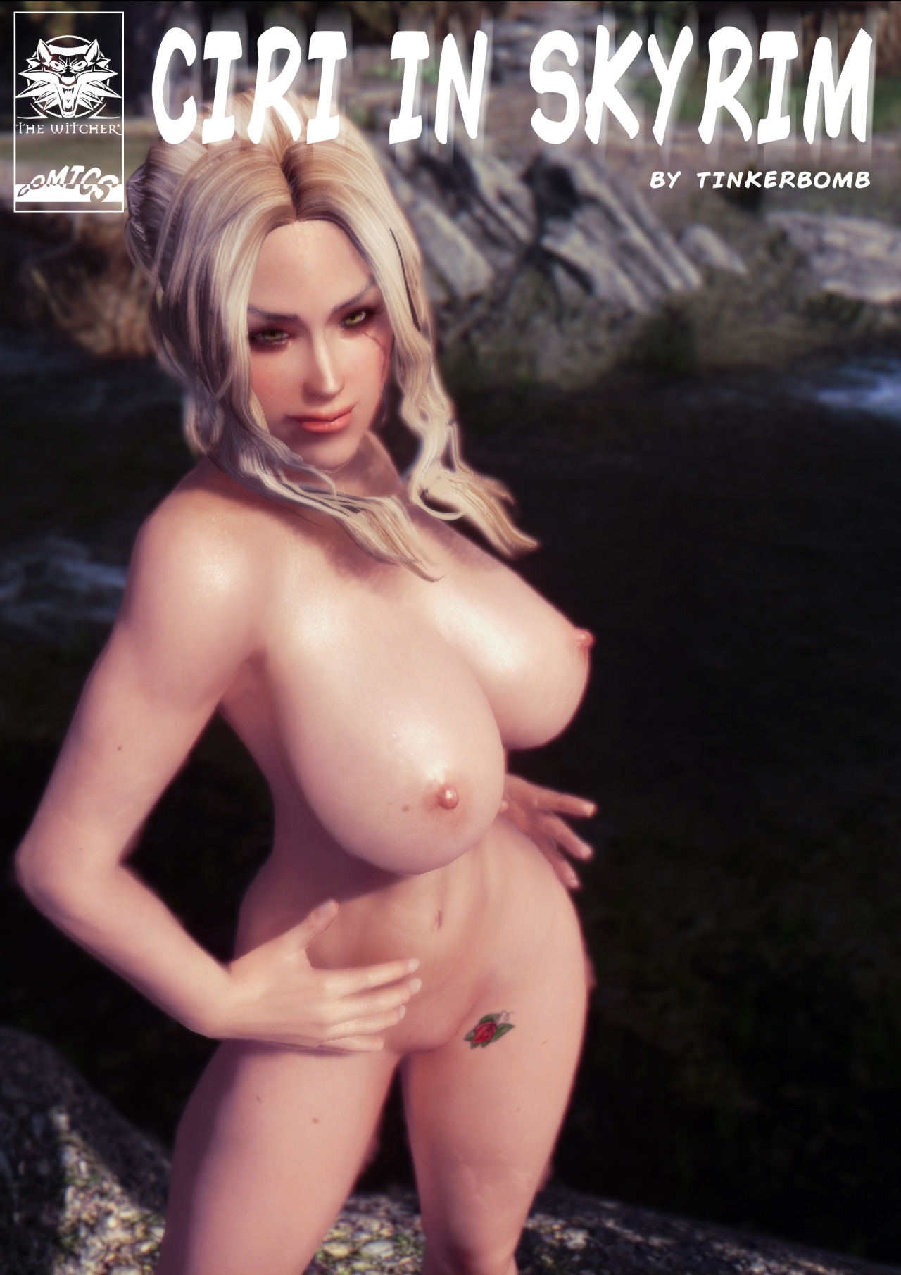 SureFap xxx porno The Witcher - [Tinkerbomb] - Ciri in Skyrim