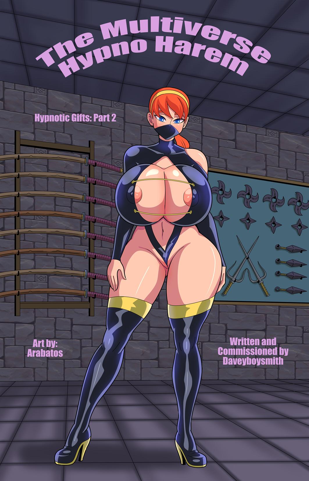 SureFap xxx porno Teenage Mutant Ninja Turtles - [Arabatos] - The Multiverse Hypno Harem 2