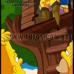 The Simpsons - [Tufos][Croc] - Os Simptoons 016 - Trenando Na Casa Da Arvore