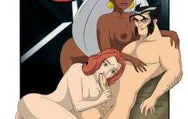 X-Men — [Ale][TZ Comix] — Wolvie e os X