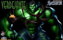 The Incredible Hulk — [Seiren] — Verdejante
