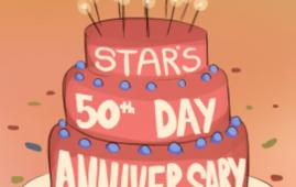 Star Vs The Forces Of Evil - [Polyle] - Star's 50th Day Anniversary - 50-тый День Годовщины Звездочки