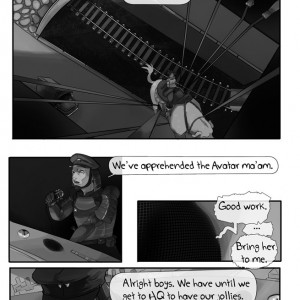Apprehended Page1 by Polyle