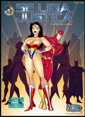 It Up League, Justice - 00_Cover Part.1
