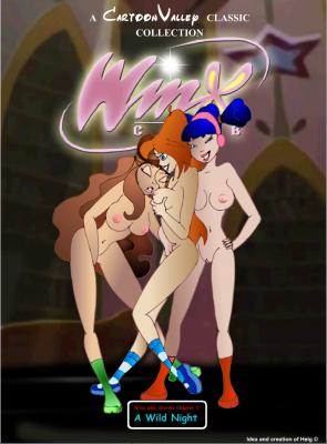 Winx Club - [CartoonValley] - A Wild Night xxx porno
