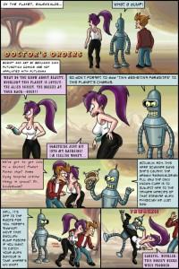 Futurama - Doctor's Orders xxx porno