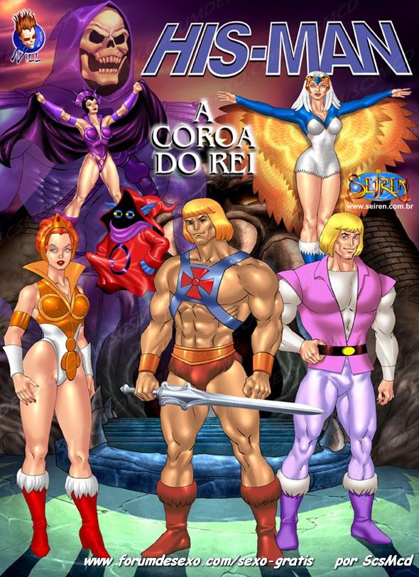SureFap xxx porno He-Man - [Seiren] - King of the Crown Comp xxx porno