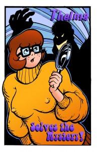 Scooby Doo - Thelma - Solves The Mystery xxx porno