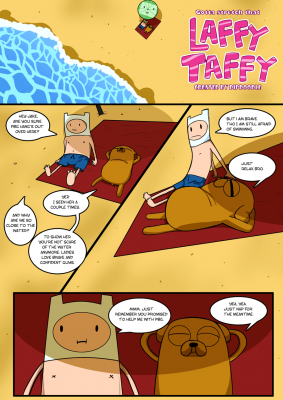 Finn_and_Jake_Comic_page_1_Dipdoodle
