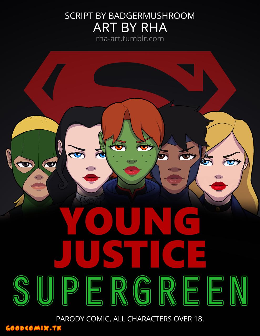 SureFap xxx porno Young Justice - [RHA] - Supergreen