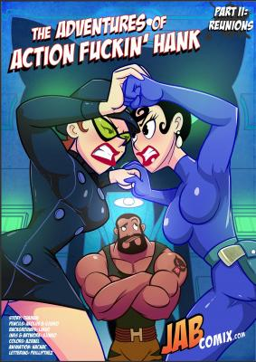 The Adventures Of Action Fuckin Hank Part.2-00