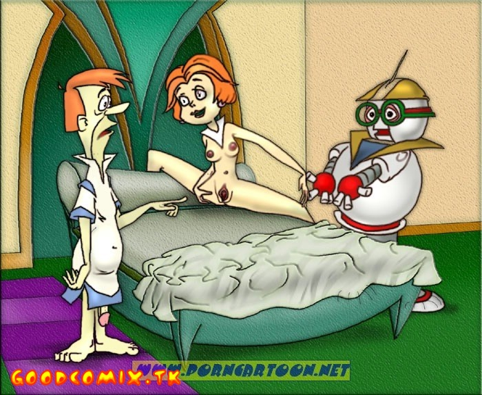 SureFap xxx porno The Jetsons - [PornCartoon] - Robot