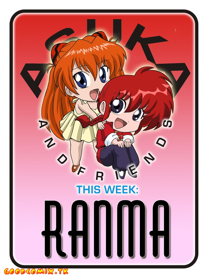 Asuka And Friends - Ranma - 00_Cover