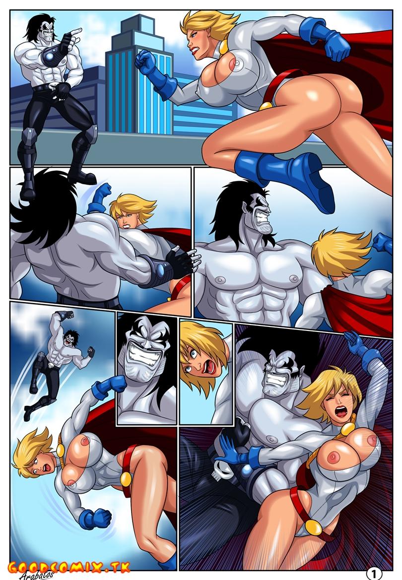 SureFap xxx porno Justice League - [Arabatos] - Horny Superheroines