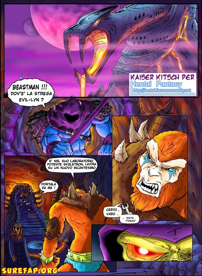 SureFap xxx porno He-Man And The Masters Of The Universe - Unknown Adventure He-Man