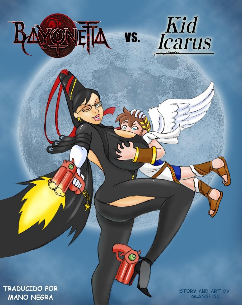 SureFap xxx porno Bayonetta - [glassfish] - Bayonetta vs. Kid Icarus