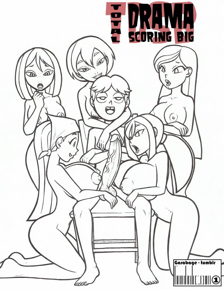SureFap xxx porno Total Drama Island - [Garabage] - Total Drama Scoring Big