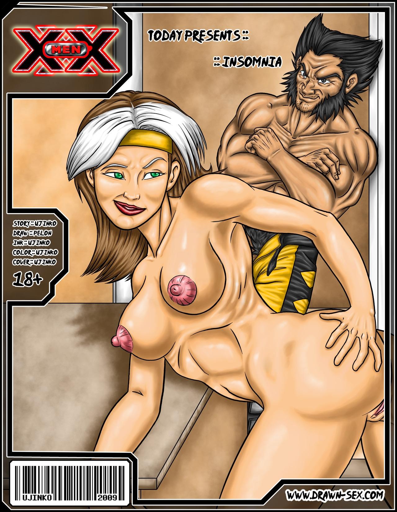 SureFap xxx porno X-Men - [Drawn-Sex][Ujinko] - All Fuck - Insomnia