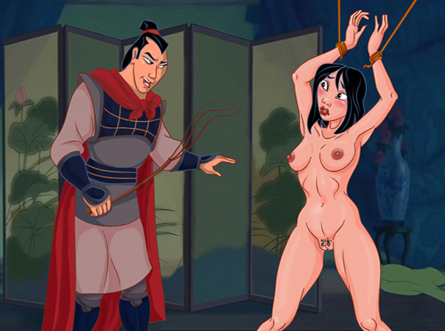 SureFap xxx porno Mulan - [TitFlaviy] - Mulan and Li Shang