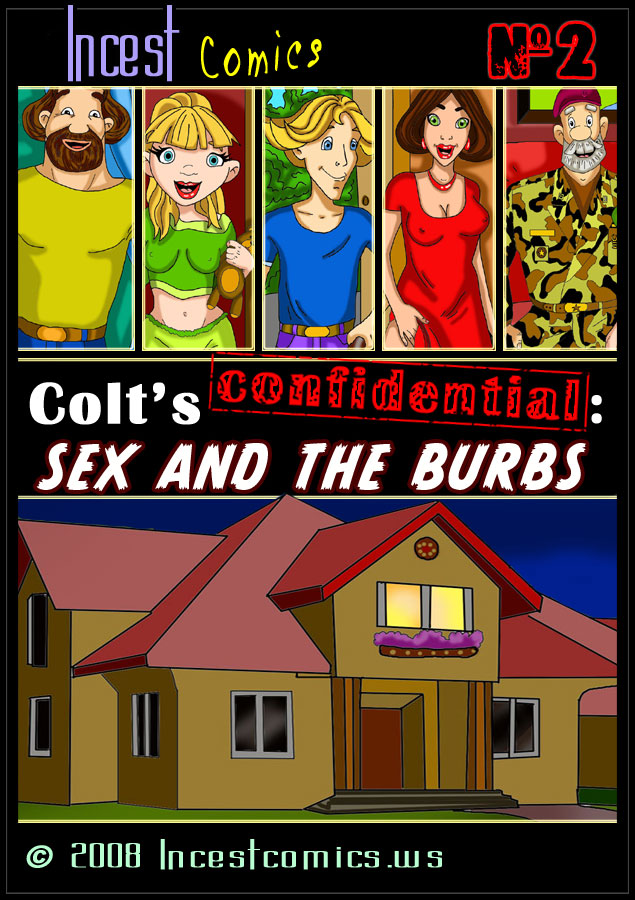 SureFap xxx porno The Three Bogatyrs - [IncestComics] - Sex And The Burbs #02