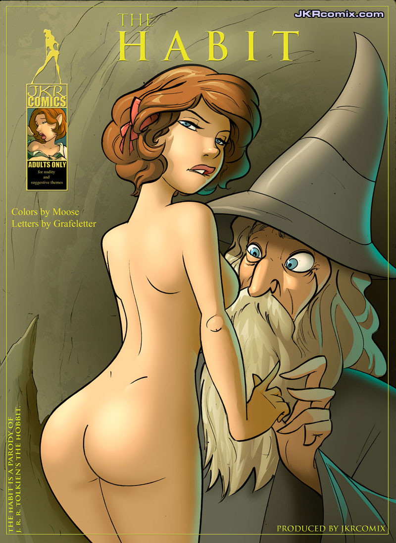 SureFap xxx porno The Lord Of The Rings - [JKRcomix] - The Habit