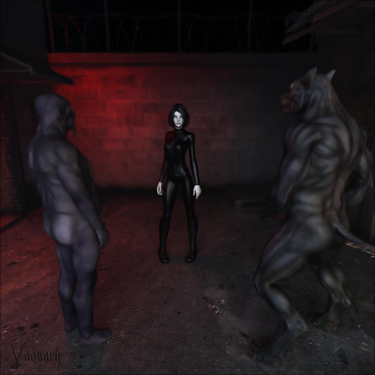 SureFap xxx porno Underworld (Movie) - [Vaesark] - One Cunt and Two Brothers