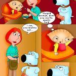 Family Guy - [Drawn-Sex][Lucky Shark] - Cum Shower Part 2