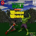 Crossover Heroes - [Shade] - The Incredible Hulk Versus Wonder Woman
