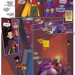 The Teen Titans - [Fred Perry] - Barely EighTeen Titans 2