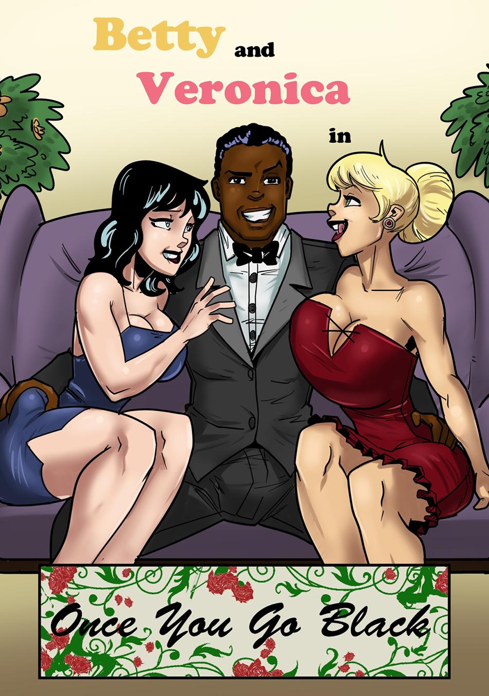SureFap xxx porno The Archie - [KennyComix][Rabies T Lagomorph (Entropy)] - Betty and Veronica Once You Go Black