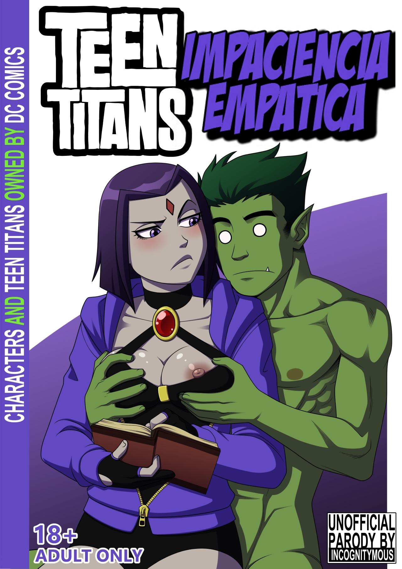 SureFap xxx porno The Teen Titans - [Incognitymous] - Empathic Impasse