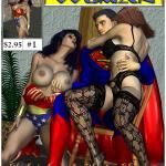 Superman - [Nightwing316] - Lois Lane VS. Wonder Woman