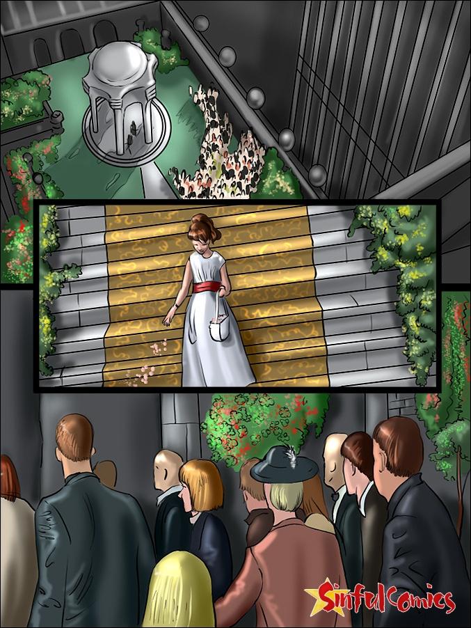SureFap xxx porno Fantastic Four (Film) - [Sinful Comics]  - The Rise of the Silver Surfer 01 - Marriage